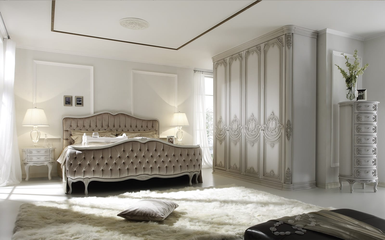 Exklusive Individuelle Möbel Jetzt Trüggelmann Classic Entdecken - Truggelmann schlafzimmer
